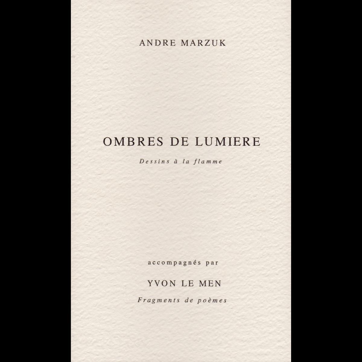 Croire vivre - André Marzuk,Olympia Alberti
